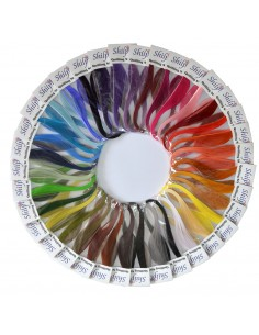 Single Color Quilling Strips