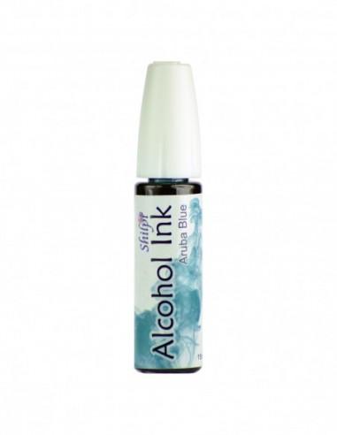 Shilpi Aruba Blue Alcohol Ink