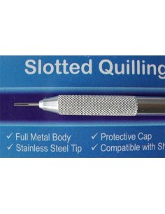 Shilpi Slotted Quilling Tool
