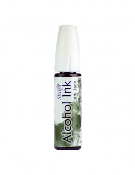Shilpi Dark Jade Alcohol Ink