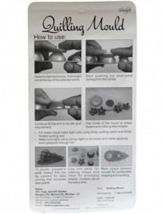 Shilpi Quilling Mini Mould