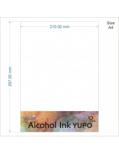 Shilpi Alcohol Ink Yupo A4