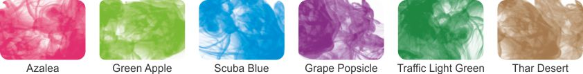 Alcohol Ink Pack of 6 - Set 10