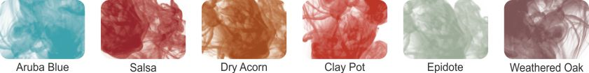 Alcohol Ink Pack of 6 - Set 4