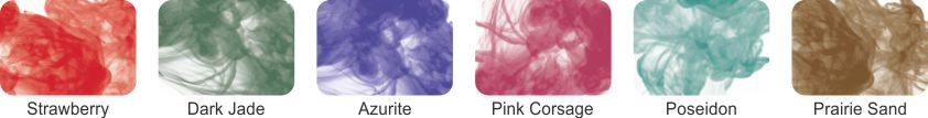 Alcohol Ink Pack of 6 - Set 9