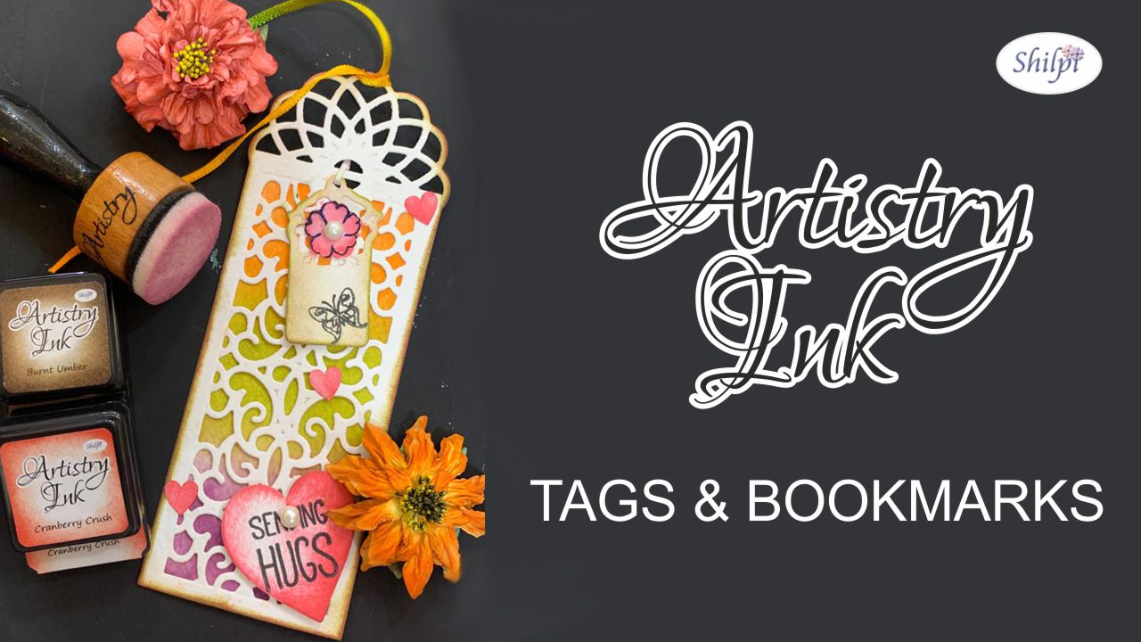 Artistry Ink tags & bookmarks