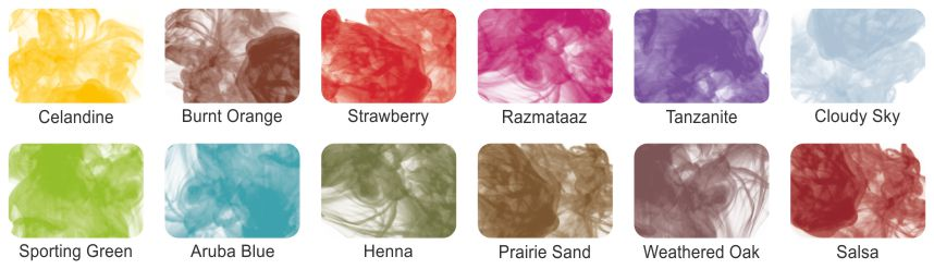 Alcohol Ink Pack of 12, Set 2