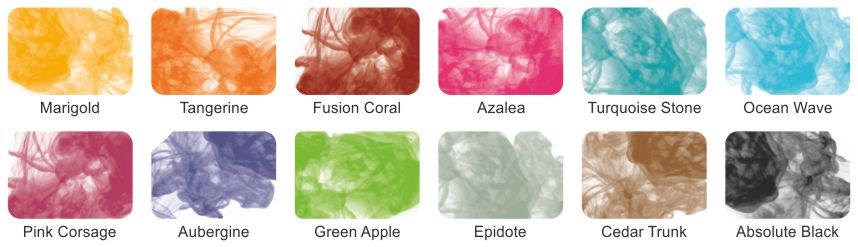 Alcohol Ink Pack of 12, Set 4